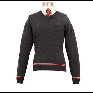 Sweaters - Harry Potter Gryffindor House Sweater